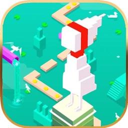 碑谷2:魔性的跑酷游戏