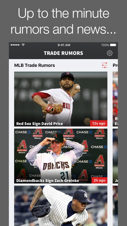 Trade Rumors screenshot-0