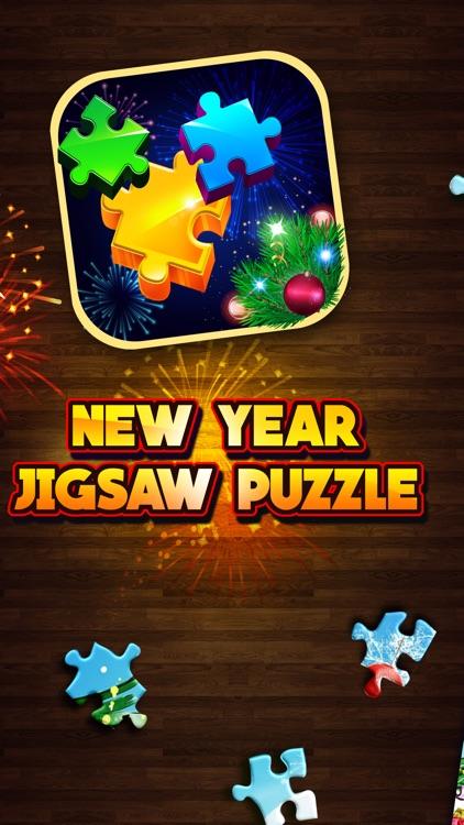 New Year Puzzle Free – Christmas Jigsaw Puzzles HD screenshot-3