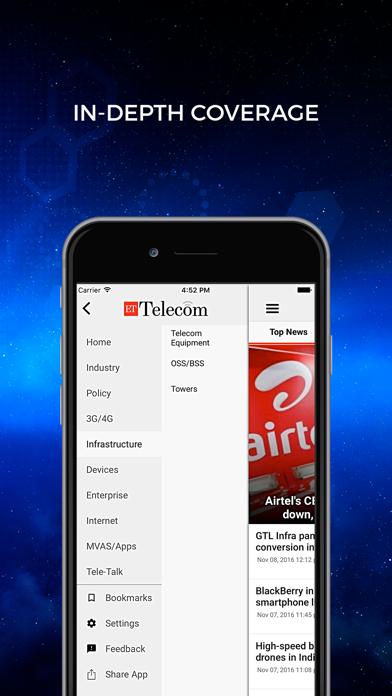ETTelecom - by Economic Times Screenshot