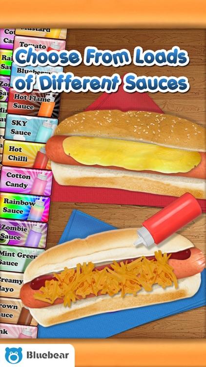 Hot Dog Maker - Unlocked Version screenshot-3