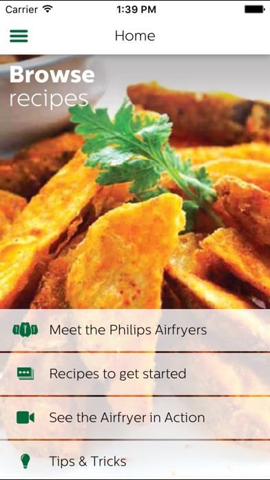 Download Philips Airfryer for Pc