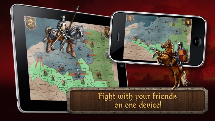 Strategy & Tactics Medieval screenshot-3