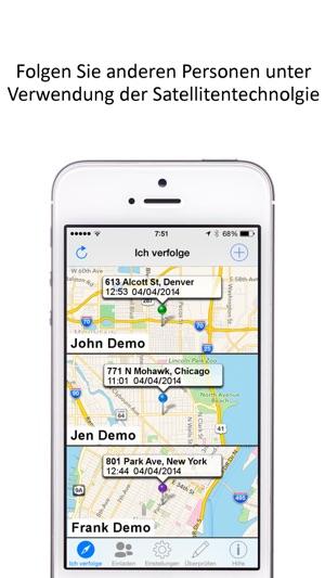 Telefon Tracker App
