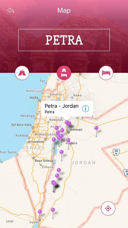 Petra Tourist Guide screenshot-3