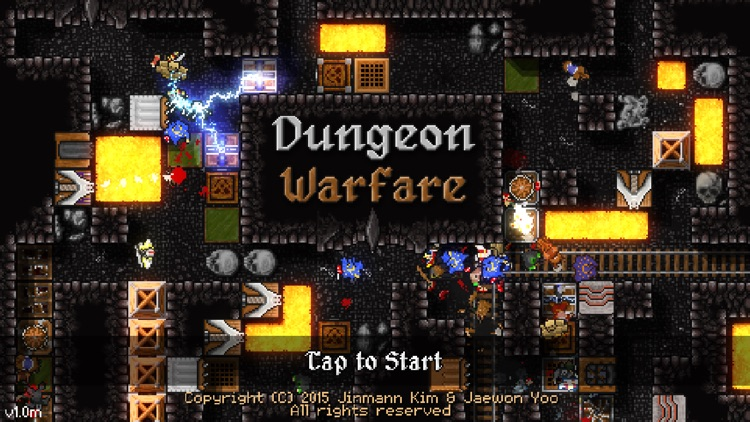 Dungeon Warfare screenshot-0