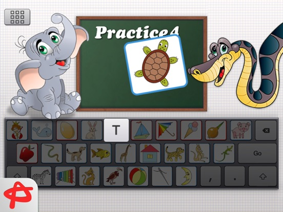 Clever Keyboard: ABC Learning Game For Kids screenshot 3