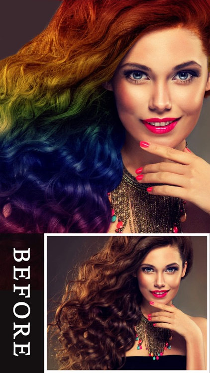 Best Color Changer App,Hair & Eye Color Changer