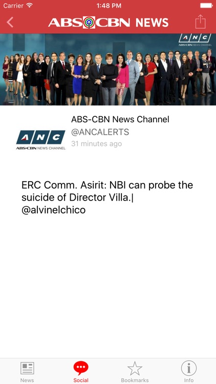 ABS-CBN News screenshot-3