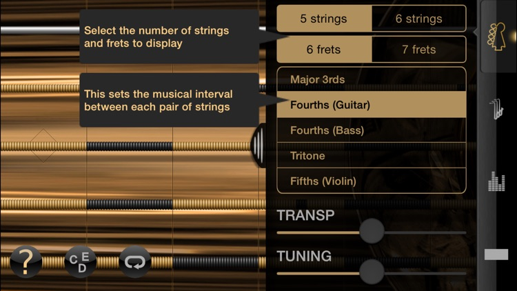 iFretless Sax screenshot-2