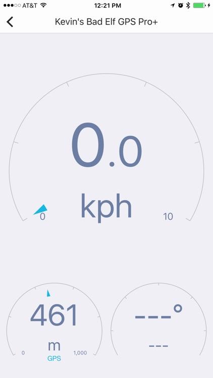 Bad Elf GPS screenshot-3