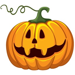 Halloween Stickers and Labels