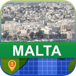 Offline Malta Map - World Offline Maps