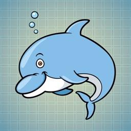 Sticker Me: Ocean Animals