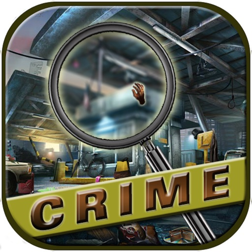 Crime Mystery Hidden Object Game - The Secret Detective Case - Solve Mysteries and Stop Criminals icon