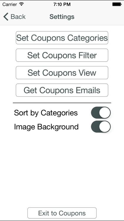 Home Improvement Coupons, DIY Coupons, Tool Coupon screenshot-3
