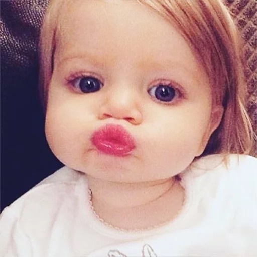 Cute babies stickers - emoji - emoticons