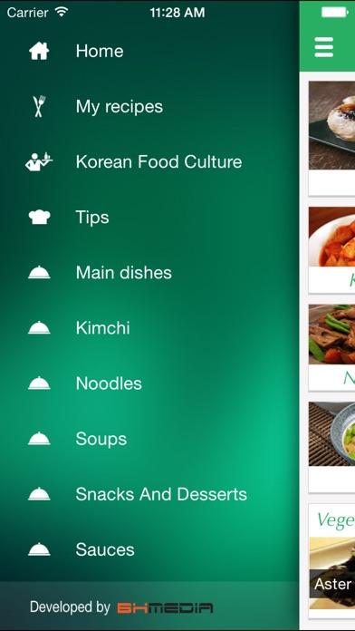 Korean Food Recipes - best cooking tips, ideas