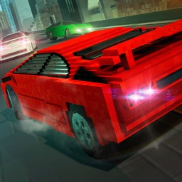 Mine Cars - Super Fast Car City Racing Games