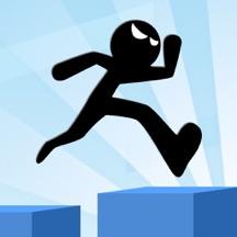 Stickman Go - Super Fun Jumper Saga Game!