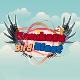 Kamikaze Bird Blast - for iPad