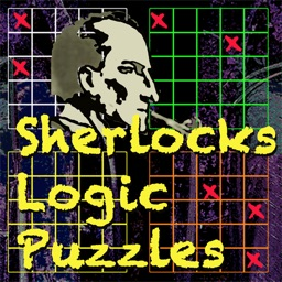 Sherlocks Logic Puzzles p