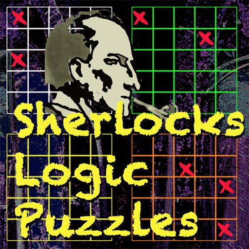 Sherlocks Logic Puzzles p