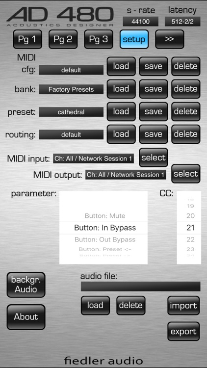 AD 480 pro - Reverb for Audiobus & Interapp Audio screenshot-3