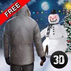 Activities of Christmas Survival Simulator 3D: Winter Story