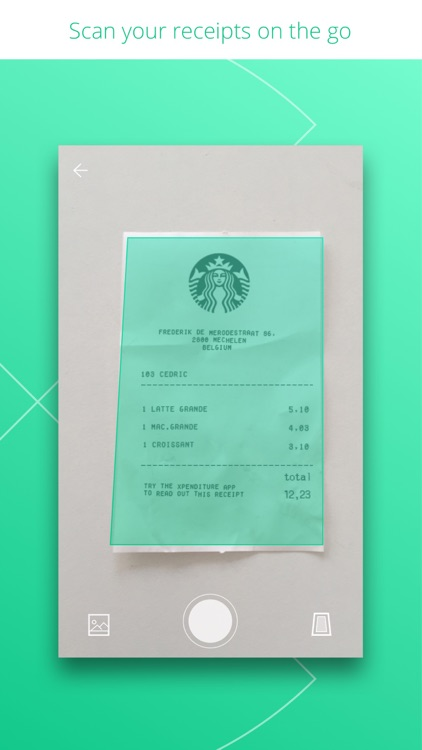 Xpenditure - Expense & Receipt Management