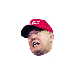 Trump Sticker Pack — Make Emoji Great Again