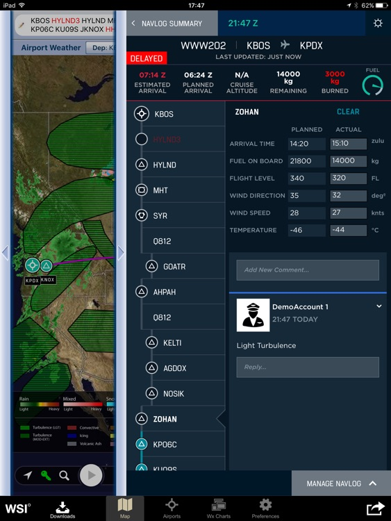WSI Pilotbrief Optima Enterprise screenshot-4