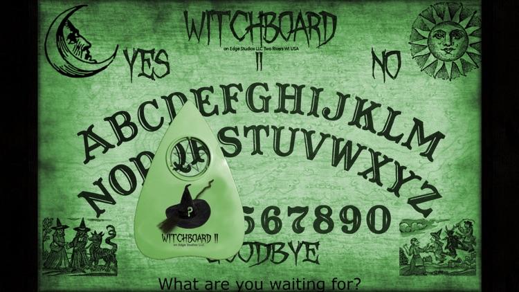 WitchBoard II screenshot-3