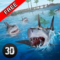 Monster Shark Hunting Safari Fishing Simulator