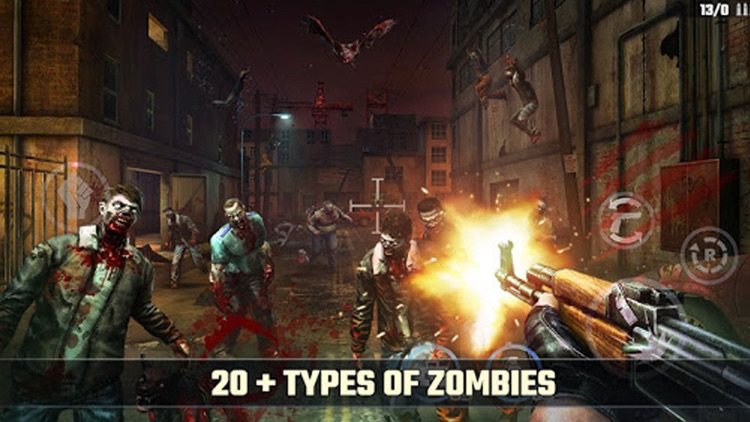 Zombies Recall Shooter