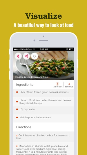 Heart healthy recipes pro best food for heart on the app store forumfinder Gallery