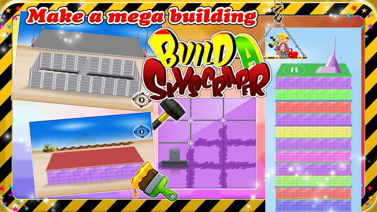 Build a Skyscraper – Big tower builder game screenshot-4