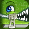 Kids Discover Dinosaurs! Puzzle Games for Toddlers
