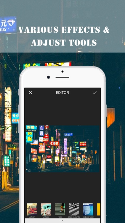 Photo Editor Effect Stickers by BeetleTrip Camera