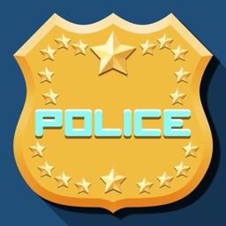 Police Block Splash Pro