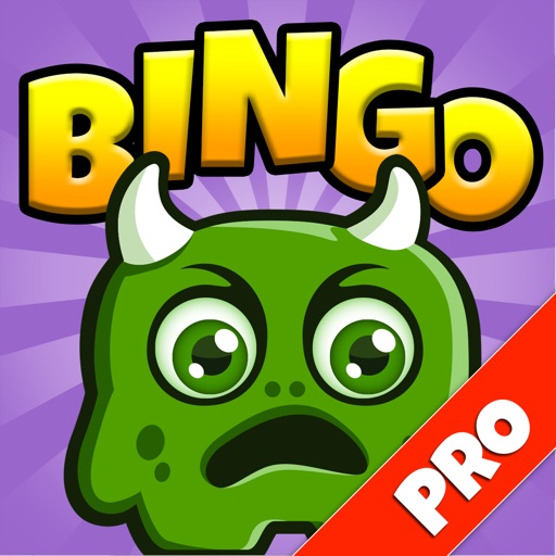 Bingo Monster: Wild Creature Edition - Pro