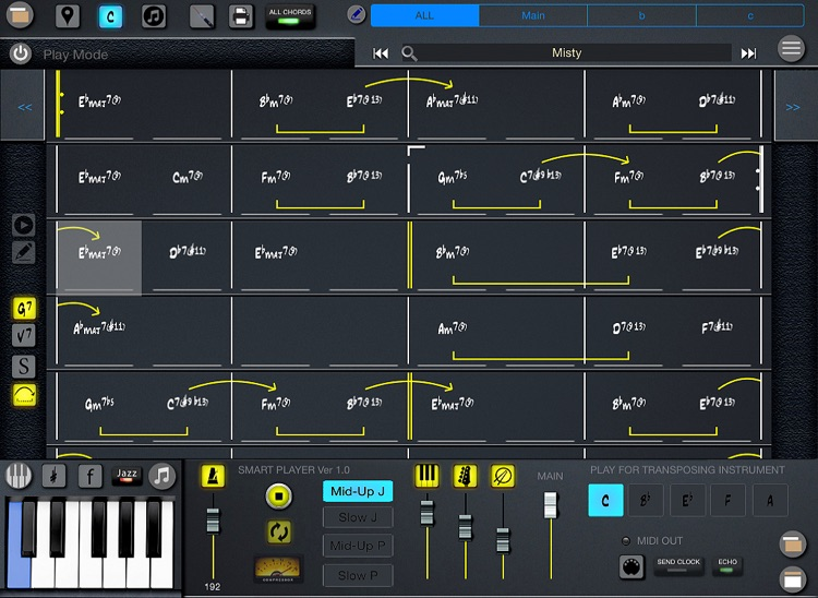 Mapping Tonal Harmony Pro screenshot-1