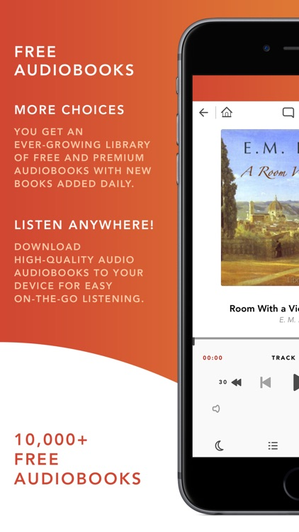 Free Audiobooks HQ - 10,500+ Free Audio Books