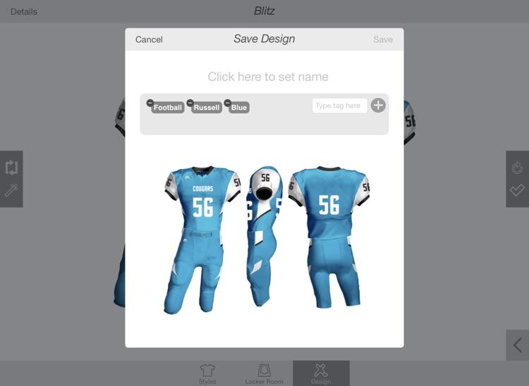 Uniform Builder screenshot-3