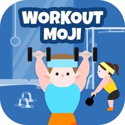Workoutmoji - Workout Emojis and Stickers