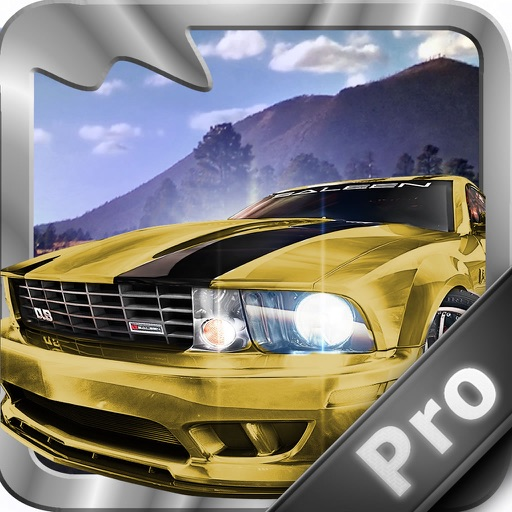 Big Track Car Racing On The Run Pro - Maximum Speed Game icon