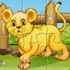 Animal Games: Wild & Zoo Animals Puzzles for kids