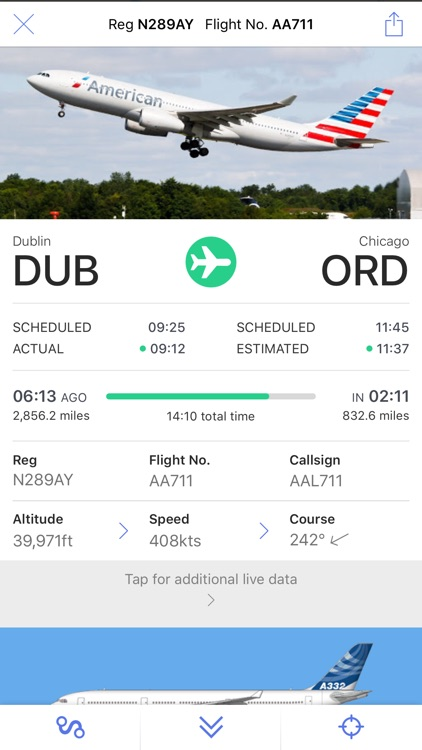 Plane Finder - Flight Tracker screenshot-1