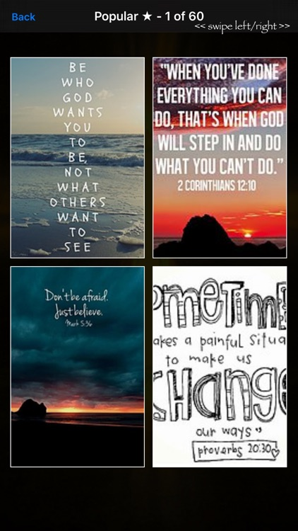 Bible Verses: Daily Devotional Wallpapers & Quotes