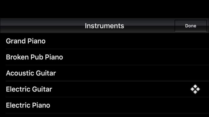 Virtuoso Piano Free 3 Screenshot